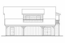 Craftsman Exterior - Other Elevation Plan #124-1142