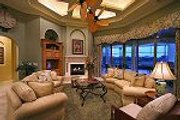 Mediterranean Style House Plan - 4 Beds 4.5 Baths 5841 Sq/Ft Plan #27-273 Photo