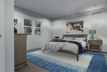 House Plan Design - Traditional Interior - Master Bedroom Plan #1060-68