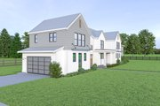 Contemporary Style House Plan - 4 Beds 3.5 Baths 2542 Sq/Ft Plan #1070-84 Photo