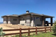 Ranch Exterior - Rear Elevation Plan #1069-5