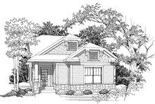 Dream House Plan - Ranch Photo Plan #70-1024