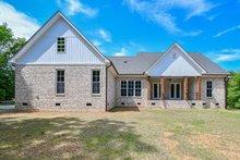 Home Plan - Farmhouse Exterior - Rear Elevation Plan #430-147