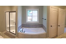 European Interior - Master Bathroom Plan #430-122