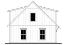 House Plan Design - Farmhouse Exterior - Other Elevation Plan #430-236