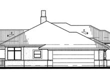 Prairie Exterior - Other Elevation Plan #120-150