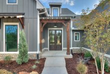 Home Plan - Plan 1067-1 Entry Photo