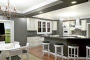 Craftsman Style House Plan - 4 Beds 2.5 Baths 2525 Sq/Ft Plan #44-241 Interior - Kitchen