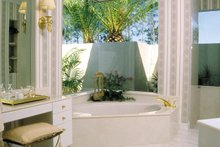Contemporary Interior - Master Bathroom Plan #930-17