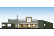 Modern Style House Plan - 3 Beds 2.5 Baths 2504 Sq/Ft Plan #433-2