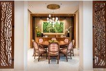 Beach Interior - Dining Room Plan #938-102