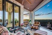 European Style House Plan - 4 Beds 5.5 Baths 6594 Sq/Ft Plan #930-516 Exterior - Outdoor Living