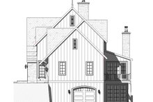 House Plan Design - European Exterior - Other Elevation Plan #901-143