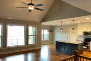 Ranch Style House Plan - 3 Beds 2.5 Baths 2303 Sq/Ft Plan #437-77 Interior - Dining Room
