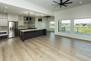 Ranch Style House Plan - 3 Beds 2 Baths 1837 Sq/Ft Plan #70-1477 Interior - Dining Room