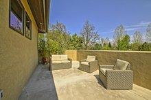 House Plan Design - Adobe / Southwestern Exterior - Outdoor Living Plan #451-25