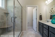 House Plan Design - Craftsman Interior - Master Bathroom Plan #929-1038