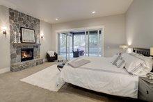 Dream House Plan - Cottage Interior - Master Bedroom Plan #132-568