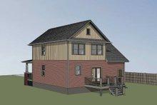 Farmhouse Exterior - Other Elevation Plan #79-257