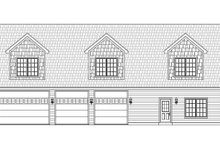 House Design - Country Exterior - Front Elevation Plan #932-248