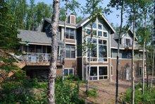 Dream House Plan - Craftsman Exterior - Front Elevation Plan #320-503
