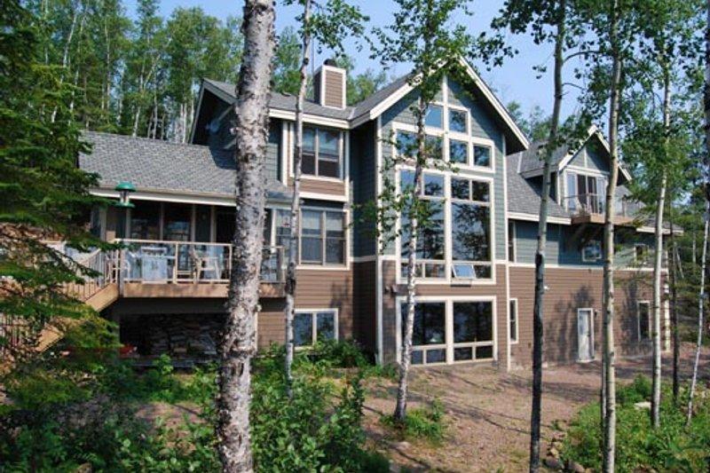Craftsman Exterior - Front Elevation Plan #320-503