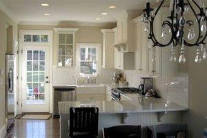 Craftsman Interior - Kitchen Plan #461-10