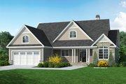 Craftsman Style House Plan - 3 Beds 2 Baths 1592 Sq/Ft Plan #929-1127