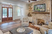 Southern Style House Plan - 3 Beds 4 Baths 3360 Sq/Ft Plan #928-316 Interior - Entry