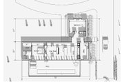 Modern Style House Plan - 2 Beds 2 Baths 2000 Sq/Ft Plan #481-2 Floor Plan - Main Floor Plan