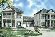 Southern Style House Plan - 6 Beds 4.5 Baths 3374 Sq/Ft Plan #17-655