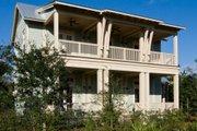 Beach Style House Plan - 3 Beds 4 Baths 2383 Sq/Ft Plan #443-1 Photo