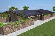 Modern Style House Plan - 3 Beds 2 Baths 2360 Sq/Ft Plan #544-3