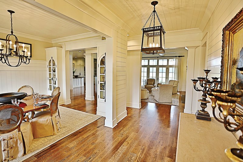 Craftsman Interior - Other Plan #927-5 - Houseplans.com
