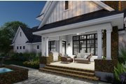 Farmhouse Style House Plan - 4 Beds 3.5 Baths 2829 Sq/Ft Plan #120-266
