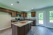 Ranch Style House Plan - 3 Beds 2 Baths 1232 Sq/Ft Plan #430-181