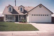 Dream House Plan - Ranch Photo Plan #437-12
