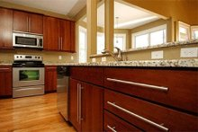 Kitchen - 1900 square foot Cottage home