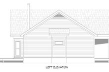 House Plan Design - Country Exterior - Other Elevation Plan #932-305