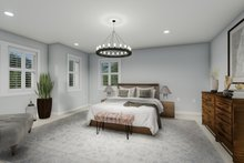 Dream House Plan - Traditional Interior - Master Bedroom Plan #1060-32