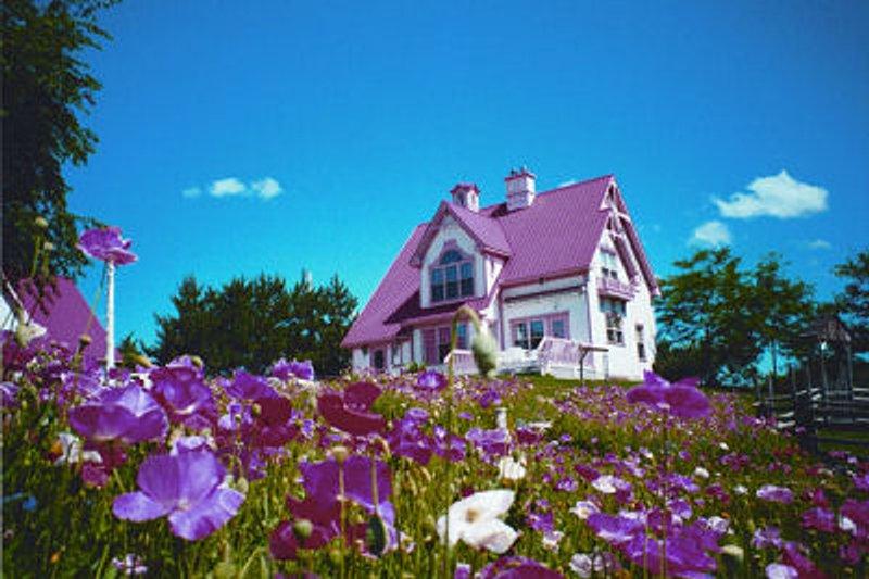 Architectural House Design - European Exterior - Front Elevation Plan #23-819