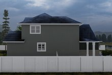Dream House Plan - Craftsman Exterior - Other Elevation Plan #1060-52