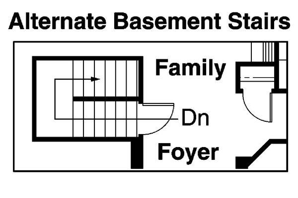 House Plan Design - Mediterranean Floor Plan - Other Floor Plan #124-348