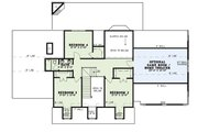 Country Style House Plan - 4 Beds 2.5 Baths 2405 Sq/Ft Plan #17-2342