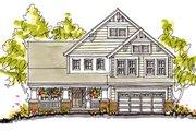 Craftsman Style House Plan - 4 Beds 3.5 Baths 2552 Sq/Ft Plan #20-249