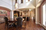 Mediterranean Style House Plan - 5 Beds 4 Baths 3585 Sq/Ft Plan #80-221 Interior - Dining Room