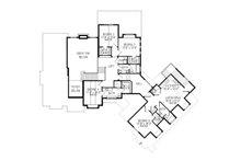 Traditional Floor Plan - Upper Floor Plan Plan #920-81