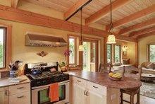Modern Interior - Kitchen Plan #890-1