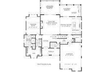 Farmhouse Floor Plan - Main Floor Plan Plan #927-1000