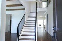 Tudor Interior - Entry Plan #54-399